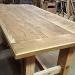 3 x 6 Farn Table with narrow end cap