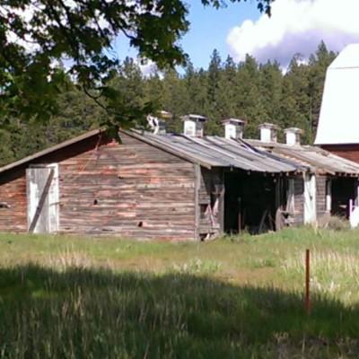 1915 machine shed