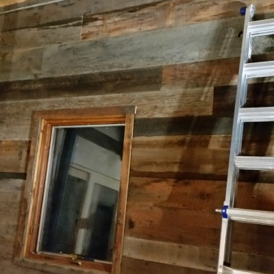 Interior of Tree House by Tree House Guys-DIY Network