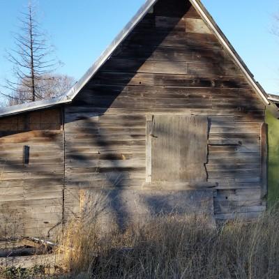 Small 1920 barn